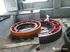 许期钢:你可知球磨机大、小齿轮还可以翻面吗